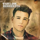 Taylor Henderson: Burnt Letters