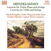 Mendelssohn: Violin Concertos / Bisengaliev, Frith, et al
