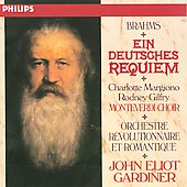 Brahms: Ein deutsches Requiem Op.45 / John Elliot Gardiner, et al
