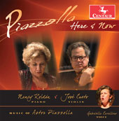 Piazzolla: Here & Now