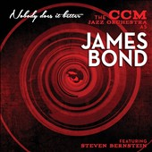 University of Cincinnati College Conservatory of Music: Nobody Does It Better: CCM Jazz Orchestra as James Bond