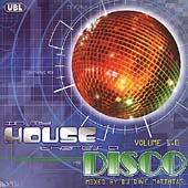DJ Dave Matthias: In My House There's a Disco, Vol. 10
