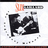 Slim Gaillard: The Legendary McVouty