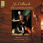 Bach: Viola da Gamba and Harpsichord Sonatas /Crum, Cummings
