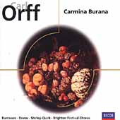 Eloquence - Orff: Carmina Burana / Dorati, Burrowes, et al