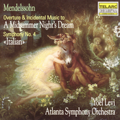 Classics - Mendelssohn: Midsummer Night's Dream, Symphony 4