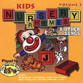 Various Artists: Kids Nursery Rhymes, Vol. 3