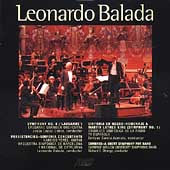 Balada: Symphonies, etc / Strange, Lopez-Coboz, Yepes, et al
