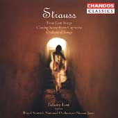 Classics - R. Strauss: Four Last Songs, etc / Lott, Järvi
