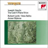 Haydn: The Last 4 Piano Trios / Levin, Beths, Bylsma