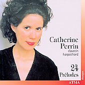 Harpsichord Music Collection / Catherine Perrin