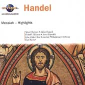 Handel: Messiah Highlights / Richter, Donath, et al