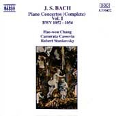 Bach: Complete Piano Concertos Vol 1 / Hae-won Chang