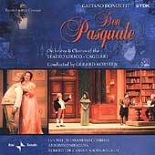Donizetti: Don Pasquale / Korsten, Mei, Corbelli, et al