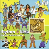 Various Artists: Rhythm 4 Kids: World Sing-A-Long