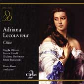 Cilea: Adriana Lecouvreur/ Rossi, Corelli, Olivero, et al