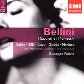 Gemini - Bellini: I Capuleti e i Montecchi / Patan&egrave;, et al