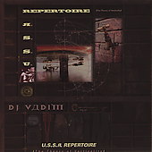 DJ Vadim: U.S.S.R. Repertoire (The Theory of Verticality)