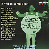 Various Artists: If You Take Me Back: Document Shortcuts, Vol. 2