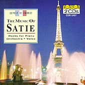 L'Esprit de France - The Music of Satie