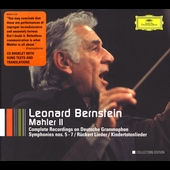 Bernstein Collectors Edition -Mahler II: Symphonies 5-7, etc