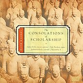 Weir: Consolation of Scholarship / Scatterday, et al