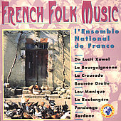 L'Ensemble National De France: French Folk Music