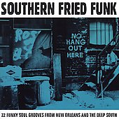 Various Artists: Southern Fried Funk
