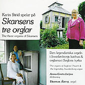 Three Organs of Skansen / Karen Strid, et al