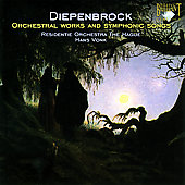 Diepenbrock: Orchestral & Symphonic Songs Vol 1