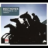 Basics - Beethoven: Symphonies no 1 & 3 / Blomstedt, et al