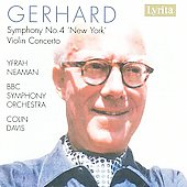 Gerhard: Symphony no 4 