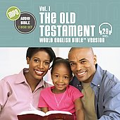 Mp3 Bible: MP3 Bible: Old Testament, Vol. 1 [Slimline]