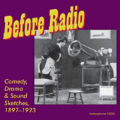 Various Artists: Before Radio [PA]