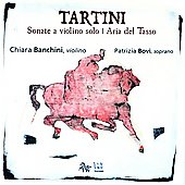 Tartini: Sonate a violino solo, etc / Banchini, Bovi