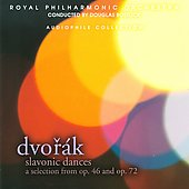 Dvor&aacute;k: Slavonic Dances / Bostock, RPO