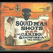 Various Artists: The Caribou and Downbeat 78's Story