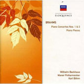 Brahms: Piano Concertos Nos. 1 & 2; Piano Pieces