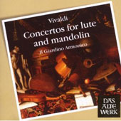 Vivaldi: Concertos for Lute and Mandolin / II Giardino Armonico