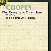 Chopin: Mazurkas Vol. 2