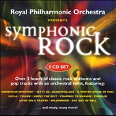 Royal Philharmonic Orchestra: Symphonic Rock [Box]