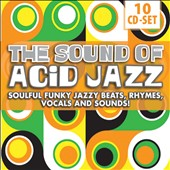 Various Artists: The Sound of Acid Jazz [Box]