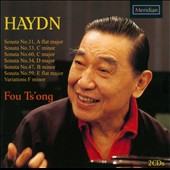 Haydn: Piano Sonatas / Fou Ts'ong