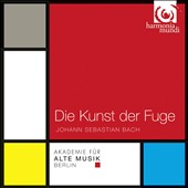 Bach: Die Kunst der Fuge
