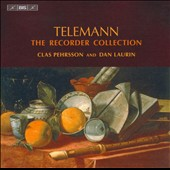 Telemann: The Recorder Collection / Drottningholm