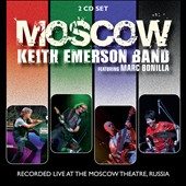 Keith Emerson Band/Keith Emerson (Composer/Keyboards)/Marc Bonilla: Moscow