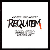 Lloyd Webber: Requiem / Maazel, Domingo, Brightman