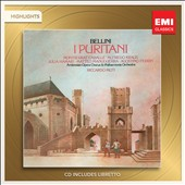 Bellini: I Puritani [Highlights]  / Caballe, Kraus, Hamari, Manuguerra, Ferrin