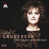 Edita Gruberova, soprano: The Teldec Recordings - Mozart, Haydn, Donizetti, Verdi, R. Strauss [4 CD]