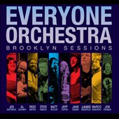 The Everyone Orchestra: The  Brooklyn Sessions [Digipak] *